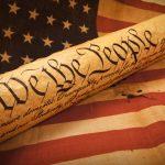 U.S. Constitution, American Flag