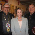 tribal leader voter fraud